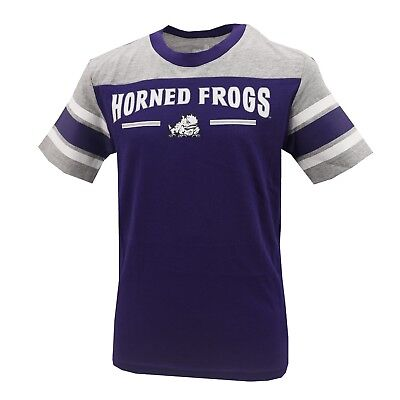 TCU Horned Frogs Official NCAA Apparel Kids Youth Size T-Shirt New with Tags - Tcu Apparel
