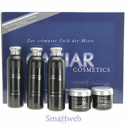 Caviar Damen Geschenk Set Wellness Set Pflege Set Beauty Set Präsent Damen