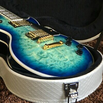New high-quality electric guitar from the guitar factory