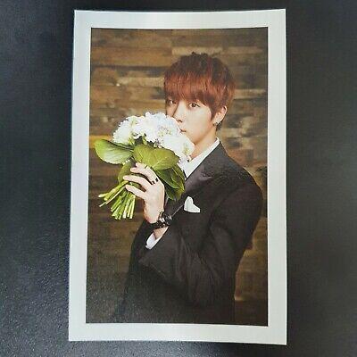 Jin - BTS Global Official Fanclub ARMY 2nd Term Membership Postcard