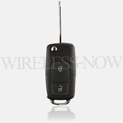 Entry Remote For 2004 2005 2006 2007 2008 2009 2010 Ford F-150 Flip Car Key Fob