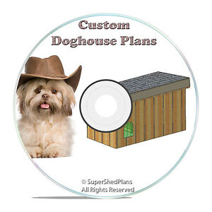 Custom-Design-Insulated-DogHouse-Plans-Large-breed-weatherproof-plans-DIY