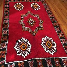 Gorgeous authentic Handmade Moroccan rug 255cmx147cm 100% Wool Thornleigh Hornsby Area Preview