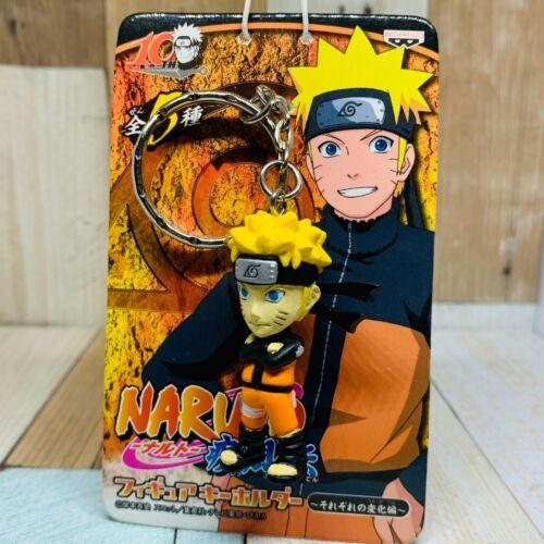 Banpresto 2009 Naruto Shippuden Figure Keychain Naruto