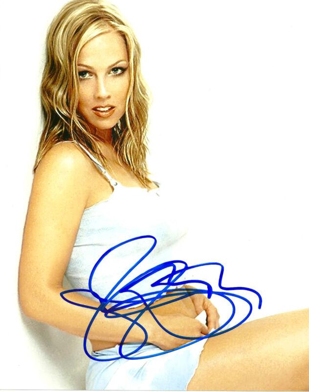 Sexy 90210 Jennie Garth Autographed Signed 8x10 Photo COA