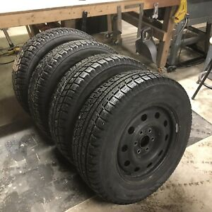 Toyo Observe gsi-5 winter tires & rims Traverse Acadia Enclave