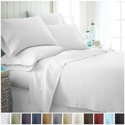Soft Essentials Premium Ultra Soft 6 Piece Sheet Set - Assor