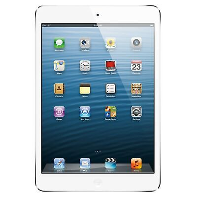 Apple iPad Mini 64GB WiFi Tablet w/ 5MP Camera - Silver