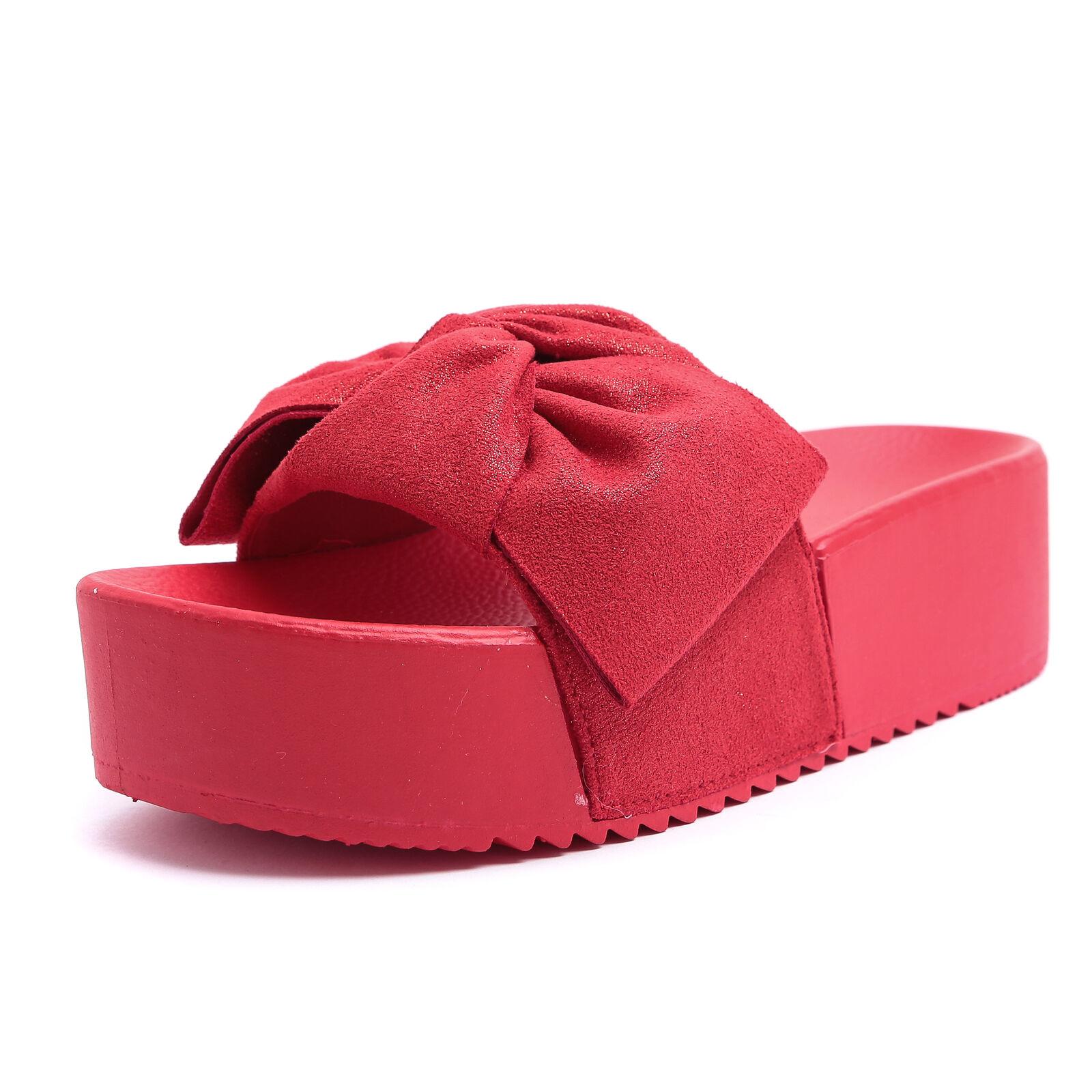online store c85fb 8b503 Ciabatte ciabattina aperta donna sandali scarpe gomma zeppa ...