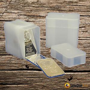 1 Coinsafe 1 Oz Silver Bar Storage Tube Holds 20 Bars