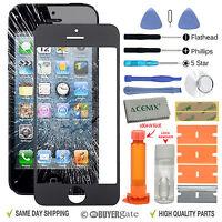 Iphone 5s 5c 5 Originale Anteriore Vetro Sostituzione Dello Schermo -  - ebay.it