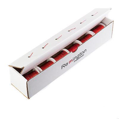 14 16 18 20 22 24 Awg Gauge Enameled Copper Magnet Wire Kit 8 Oz Each 155c Red