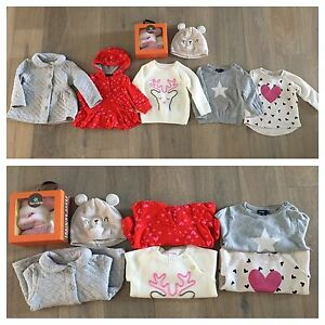 Baby clothes (6-12 months) great condition