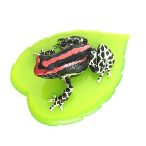 Nature Techni Colour MONO Mini Figure Poison Dart Frog Amazonica Ikimon