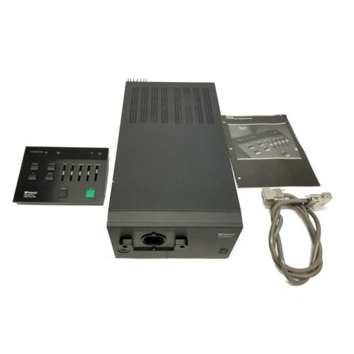 Polaroid FFVR-2 Freeze Frame Video Recorder w/Control Panel, Cable, Manual