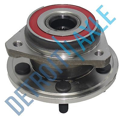 1990 Front Wheel Bearings - FRONT Wheel Hub & Bearing Assembly for 1990 - 1998 Jeep Cherokee Composite Rotor
