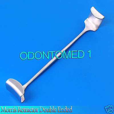 Morris Retractor Double Ended Surgical Veterinary Dental Instruments