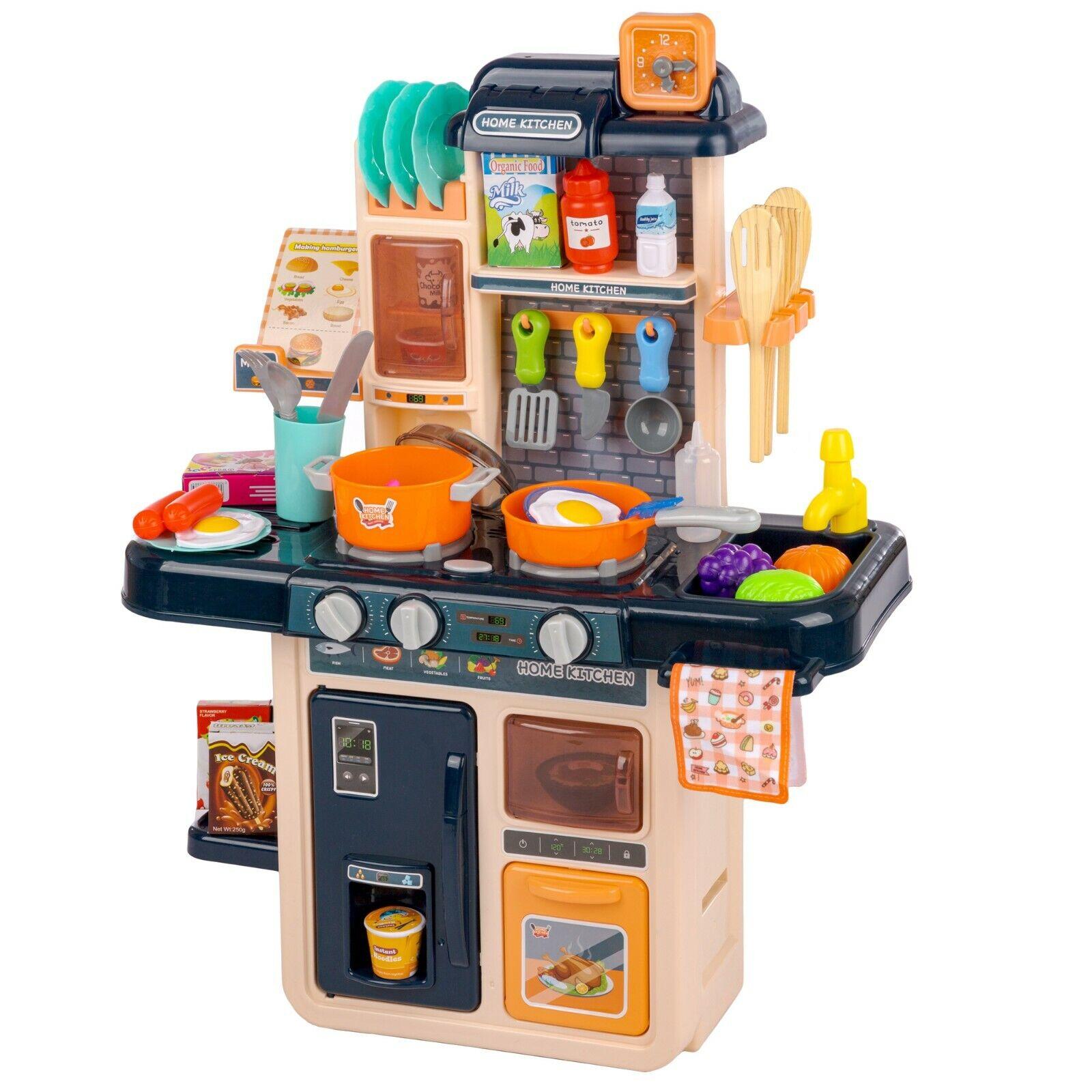 Kinderküche Spielküche Spielzeug Zubehör Küche KP5448 mit Zubehör Zubehörteile N