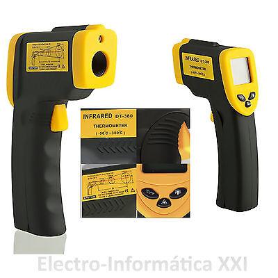 Termometro Laser Digital Infrarojos Termómetro Profesional Envío Certificado
