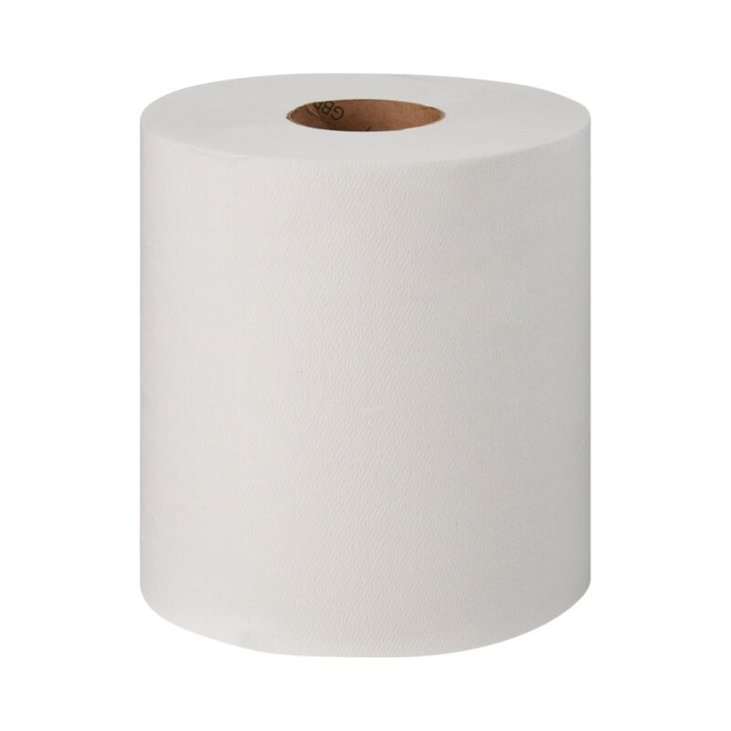"""Georgia Pacific SofPull Paper Towels Center Pull Roll 7.8 X 15"""" 28124 Case of 6"""