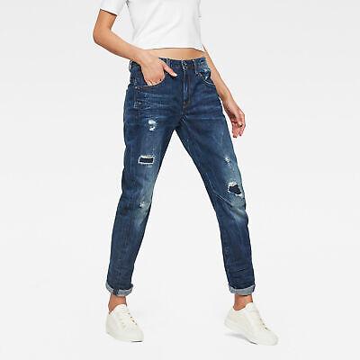 G-Star RAW Neu Damen Arc 3D Low Waist Boyfriend Jeans
