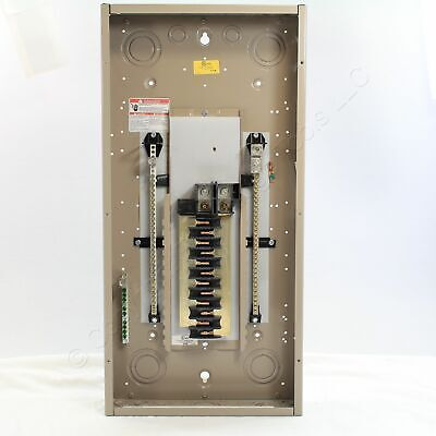 Eaton Ch24nlpn125e 125amp 24-space Plug-on Neutral Main Lug Subpanel Wo Cover