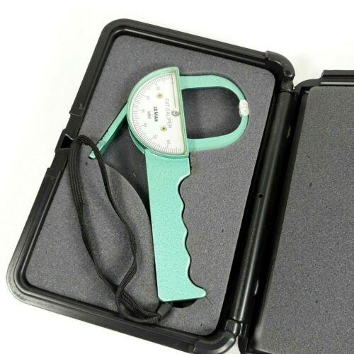 VTG Body Mass Skinfold Caliper Sammons Preston Jamar Tool 5028 w/ Case & Manual