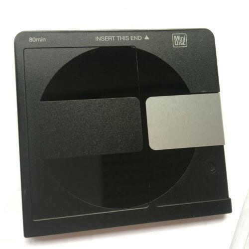 MD 1x V-MAX similarly unlabeled Promo Disc Japan case Minidisc