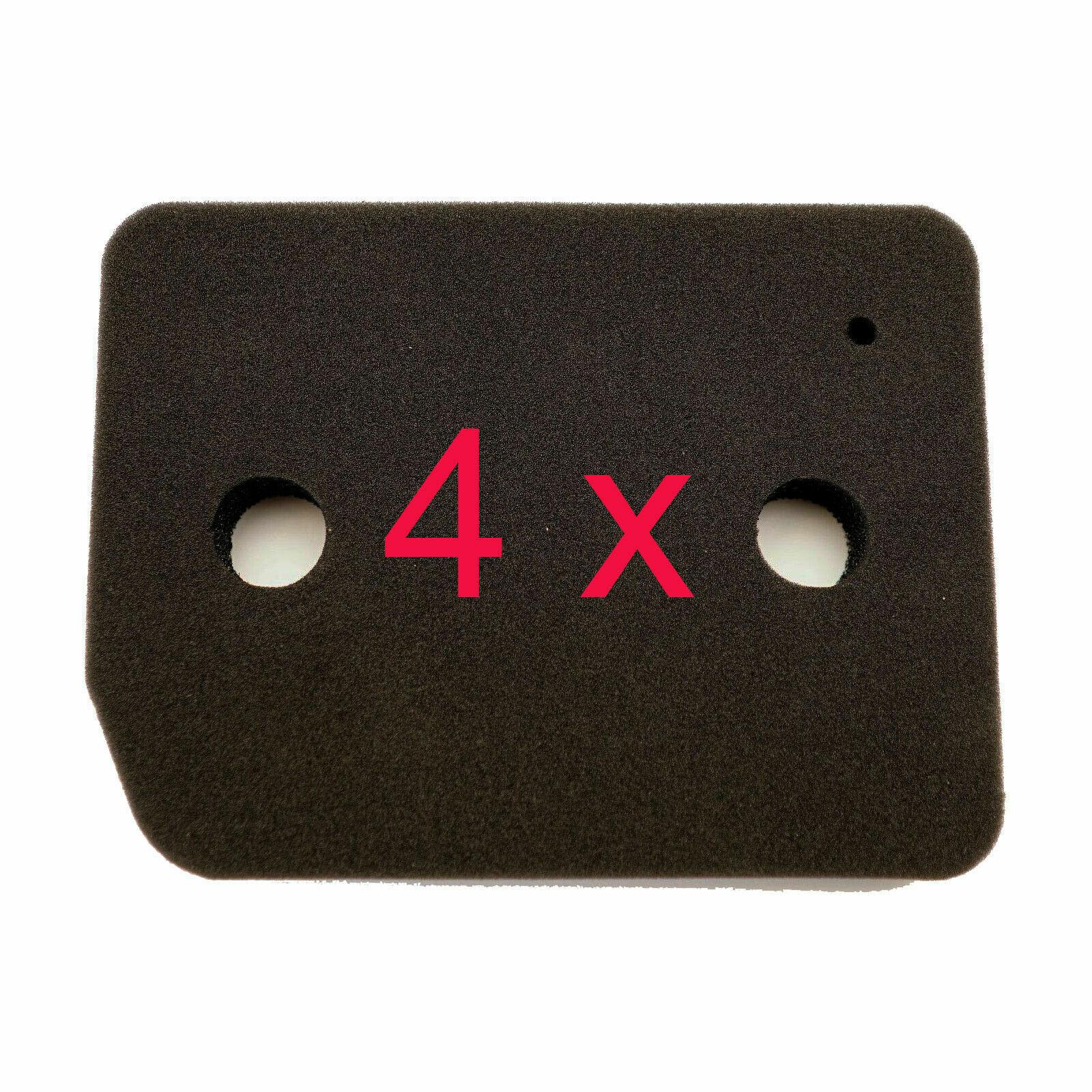 Schwammfilter Sponge Set 9164761 für Miele Wärmepumpentrockner fein-grob Filter