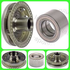 FRONT WHEEL HUB & BEARING FOR 1999-2004 VW GOLF JETTA FAST SHIP 2-3 DAY RECEIVE