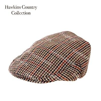 Kids Boys Children's Traditional Style Tweed Newsboy Gatsby Herringbone Flat (Gatsby Style Male)
