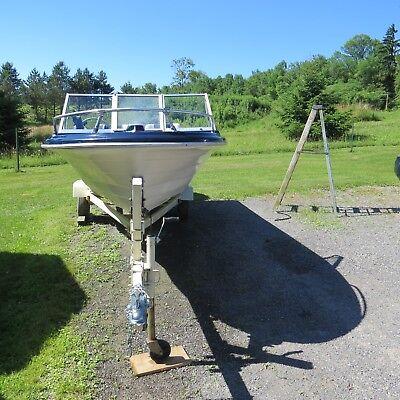 Restored Sea Sprite Boat