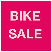 Bike central Mermaid Beach  bicycle sale! Mermaid Beach Gold Coast City Preview