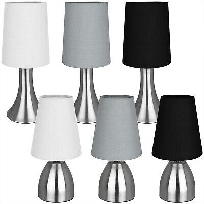 Touch Tischlampe Tischleuchte Nachtlicht Schreibtischlampe Lampe Leuchte Dimmbar