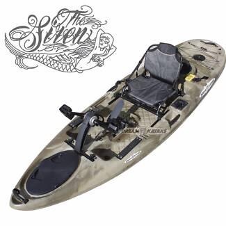 Siren Pedal Kayak Sydney