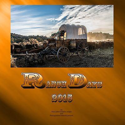 Ranch Days Western 2015 Calendar