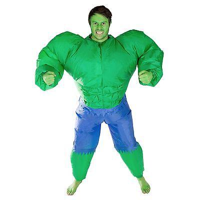 AUFBLASBARES HULKKOSTÜM FANTASTISCHES - Aufblasbare Hulk Kostüm