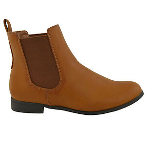 NEW LADIES WOMENS FLAT LOW HIGH HEEL ELASTICATED ANKLE CHELSEA BOOTS SHOES SIZE