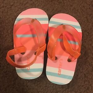 5 Pairs of Various Infant and Toddler Shoes (Sandals & Shoes)