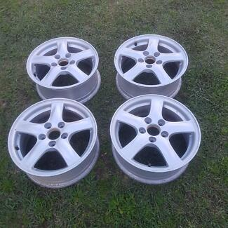 "Honda Accord Euro Rims (16"" x 5x114.3)"