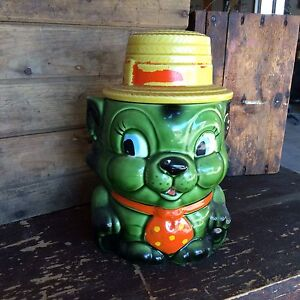 Antique Cookie Jar