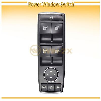 - 1pc New Blk Power Window Master Switch Fit Benz W204 C X204 GLK W212 A207 C207 E