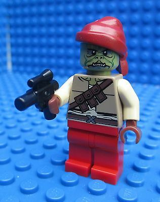 Lego Star Wars Kithaba with Blaster Minifig Figure 9496 Jabbas Palace Tatooine