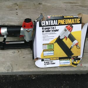 Air compressor and nailer