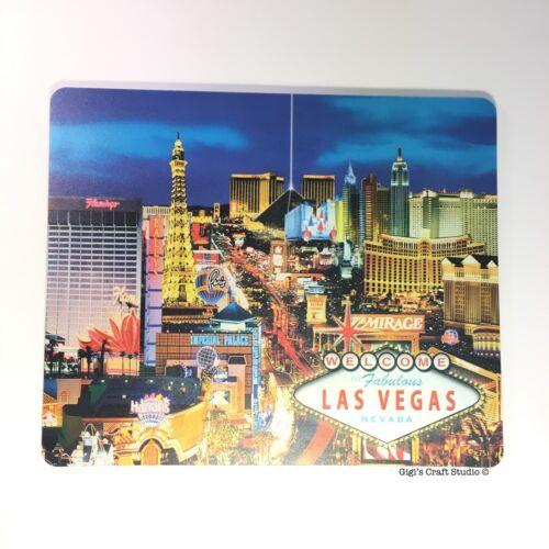 Mouse Pad Las Vegas Strip-Blue Sky