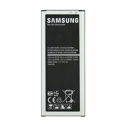 Original EB-BN910BBE 3220mAh Battery for Samsung Galaxy Note 4 IV N910 N910A