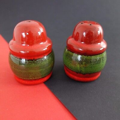 euer  rot - grüner Streifen 70er Jahre (Rote Und Grüne Streifen)