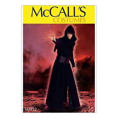 McCalls Schnittmuster M7422 - Kostüm - Mittelalter - Larp - Cosplay - - Mittelalter Herren Kostüm Muster