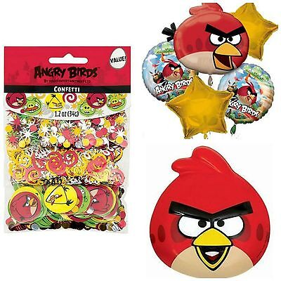 Angry Birds Party Favors FREE US SHIP Mask - Angry Bird Party Favors