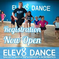 Dance Classes for Kids & Adults